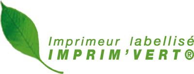 Imprimeur labellisé Imprim'vert